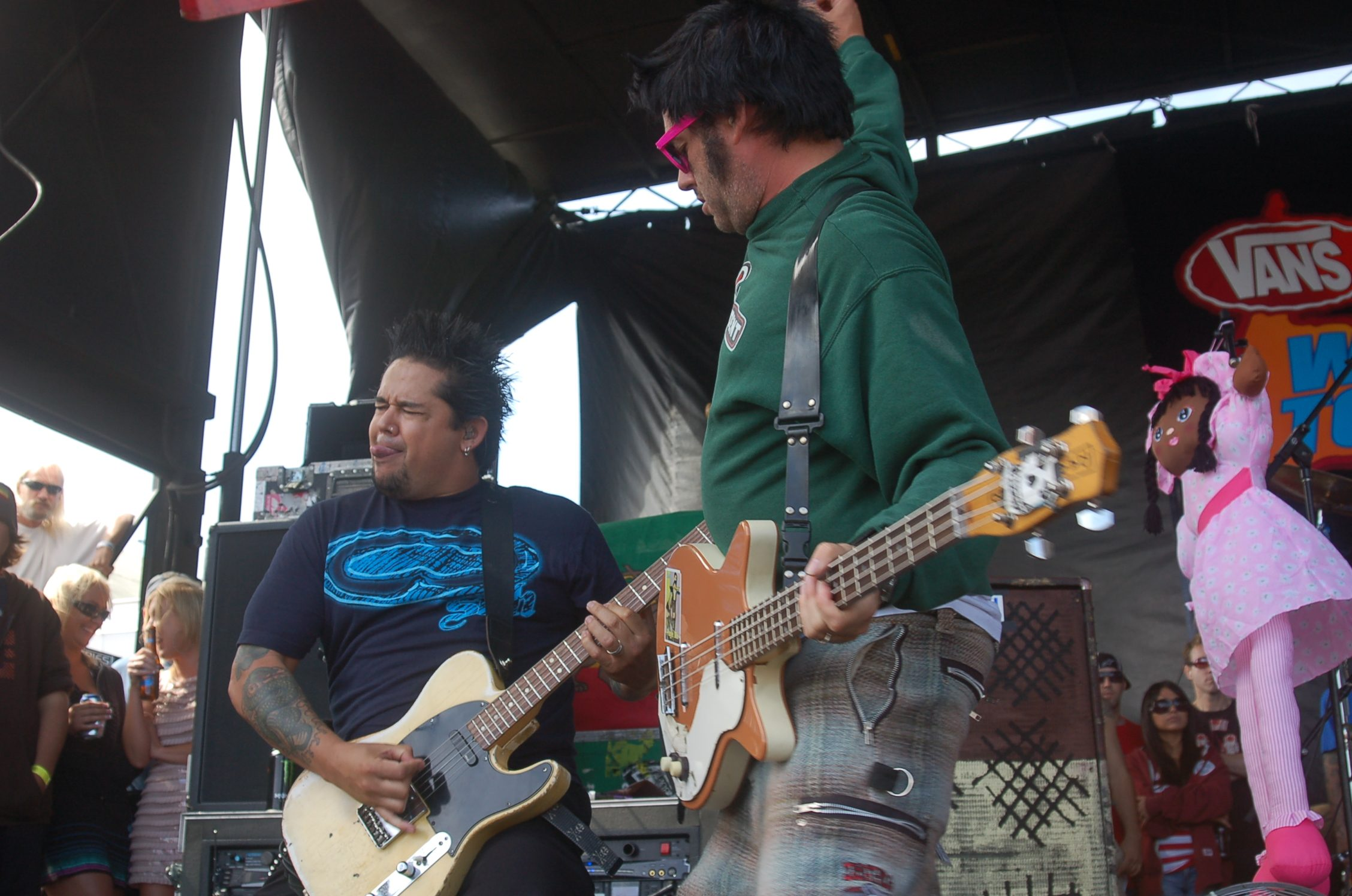Live Stream Review: Moshing with Masks On; NOFX Presents A Weekend at Fatty's