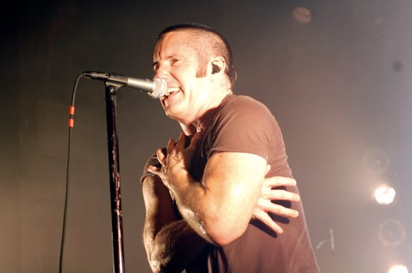 "Trent Reznor of Nine Inch Nails Calls President Donald Trump a ""Complete Fucking Moron"""