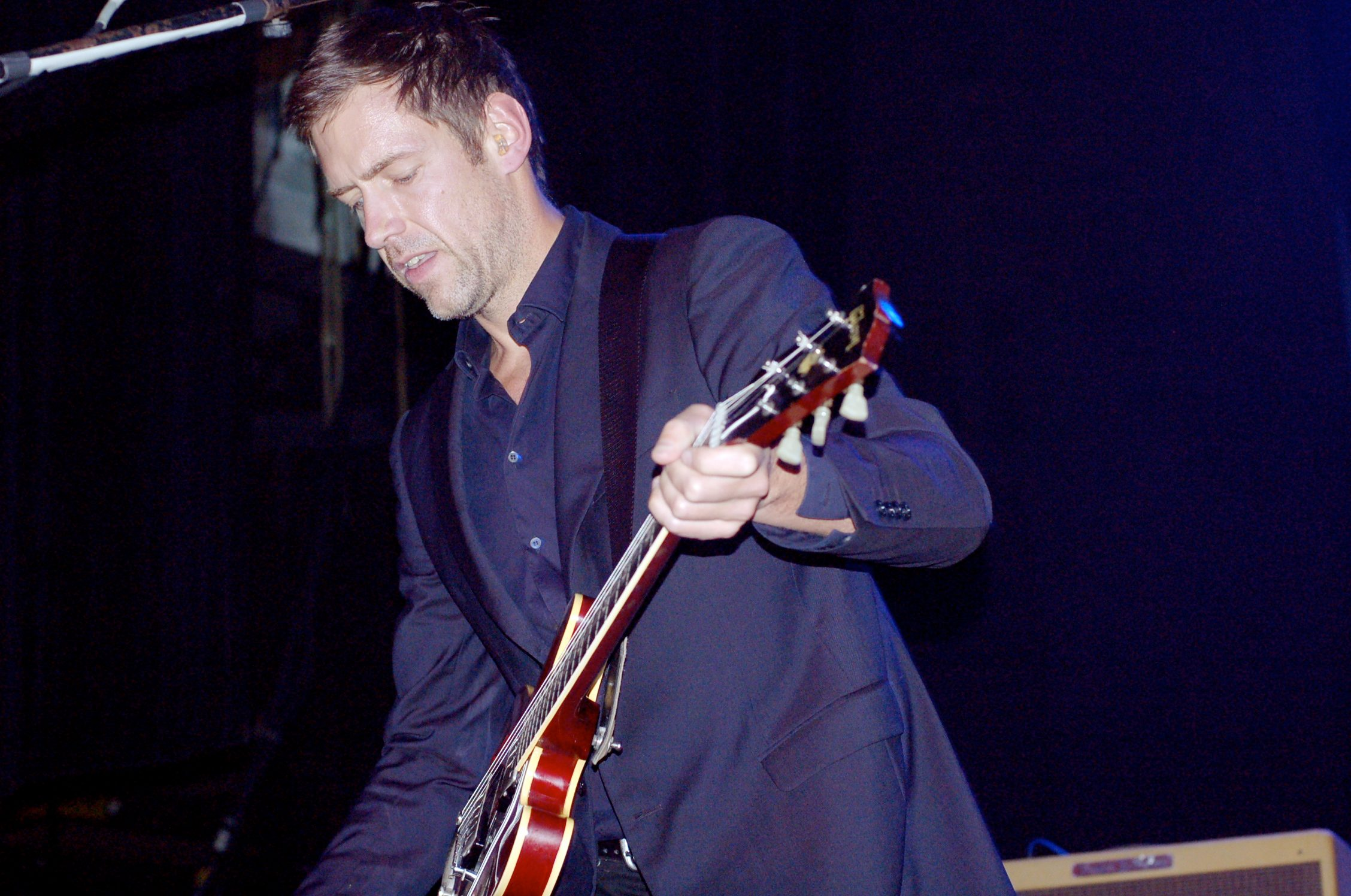 See Radiohead Guitarist Ed O'Brien Live at the Theatre at Ace Hotel 8/10/21