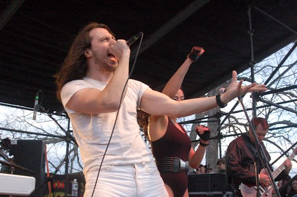 A Look Back: Andrew W.K. Hammers Out Blast Beats as 17-Year-Old Drummer for Death Metal Band Kathode