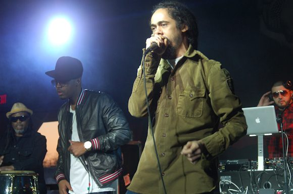 """Nas and Damien """"Jr. Gong"""" Marley to Perform Distant Relatives For First Time in Nearly 10 Years for Welcome to JamRock Reggae Cruise 2020"""