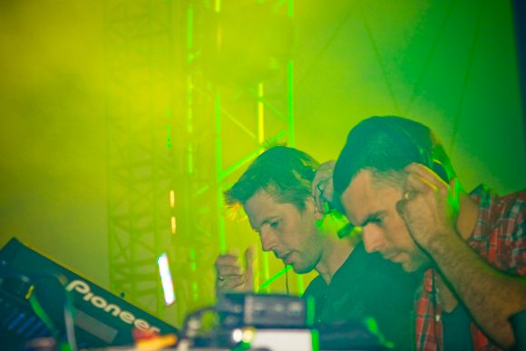 """Groove Armada Goes Retro in New Track """"Lover 4 Now"""" Featuring Todd Edwards"""