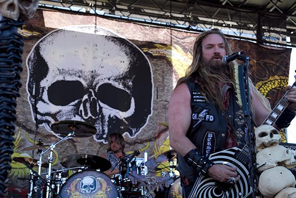 """Black Label Society Show Off Their Killer Live Show in New Video for """"Trampled Down Below"""""""