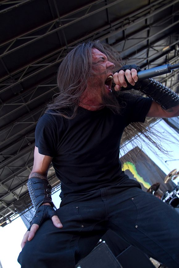 "Goatwhore Releases New Song ""Command Destroy"" Not On New Album"
