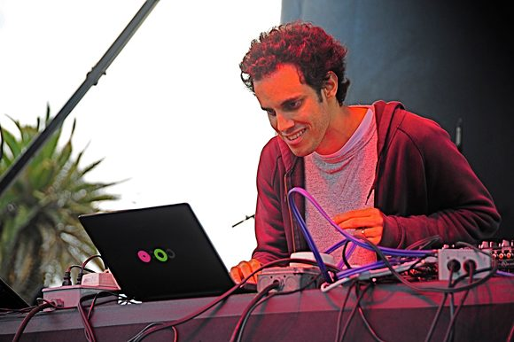 "Four Tet and Madlib Drop a Shuffling Beat on New Song ""Dirtknock"""