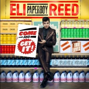 """Eli """"Paperboy"""" Reed with Brandi and the Alexanders @ (le) Poisson Rouge 5/2"""