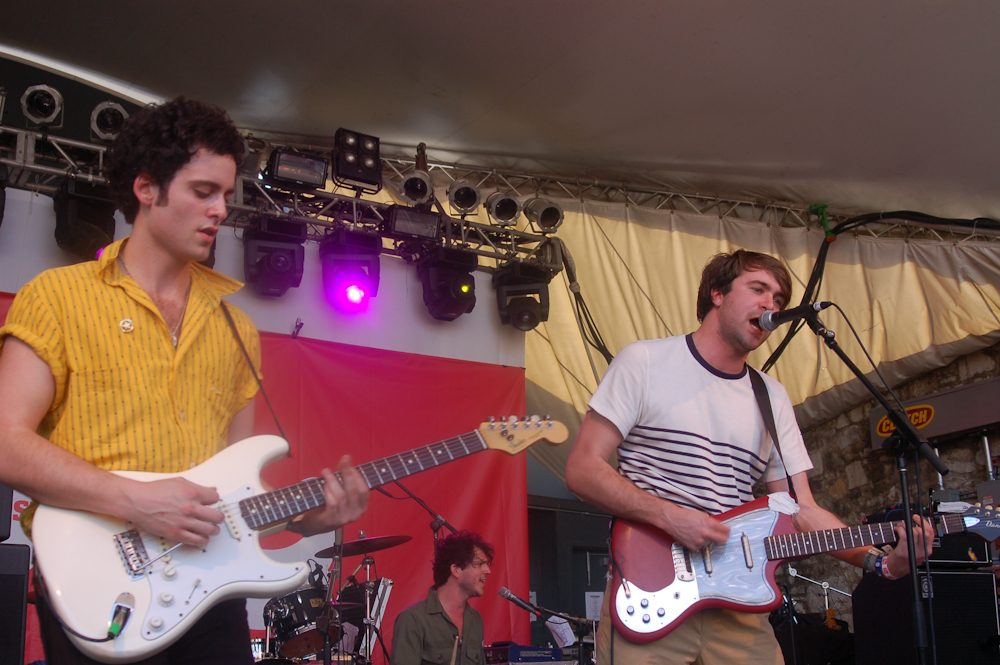 The Vaccines Announce New Album Back In Love City For September 2021 Release