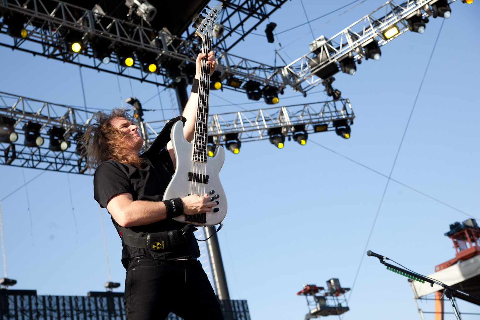 Dave Ellefson Gave Up Ownership Stake In Megadeth, Is Technically A Salaried Employee Of Band
