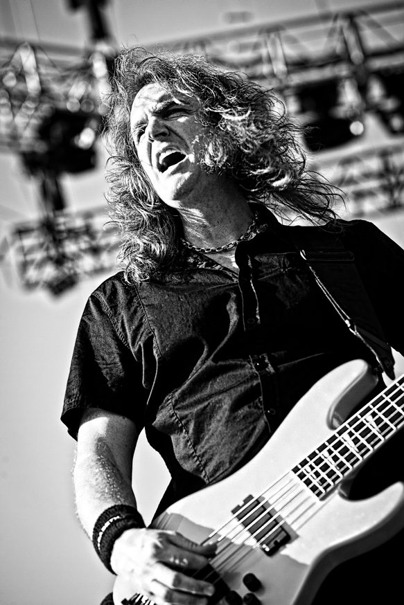 """Ellefson Releases Cover of Cheap Trick's """"Auf Wiedersehen"""" With Al Jourgensen of Ministry, Charlie Benante of Anthrax and More"""