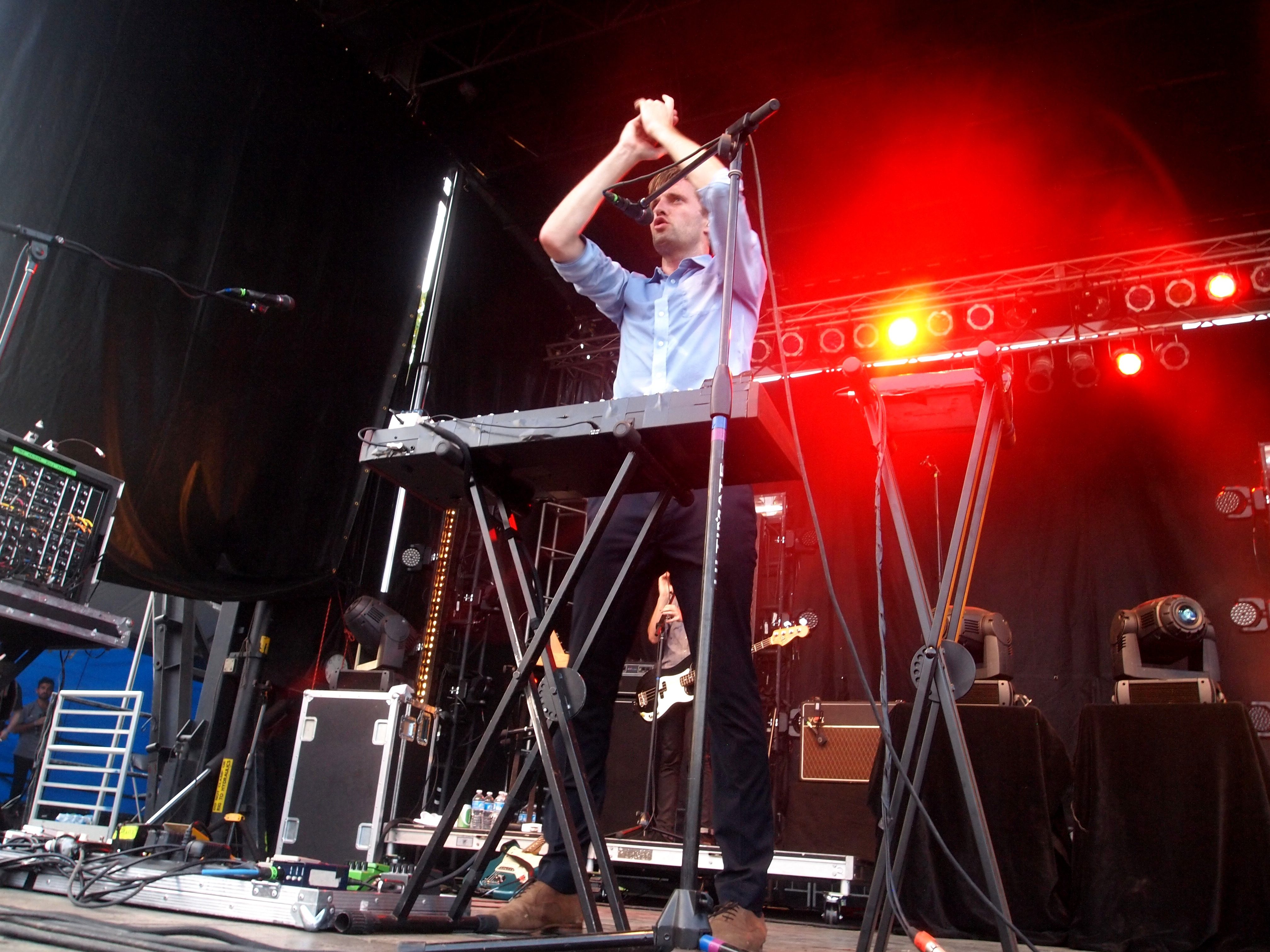 Cut Copy At The Shrine Expo Hall 11/10