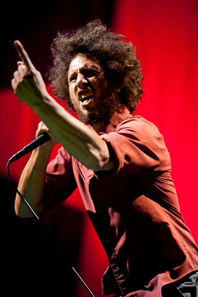 Rage Against The Machine Live At The Grand Olympic Auditorium Now Available To Stream On Qello