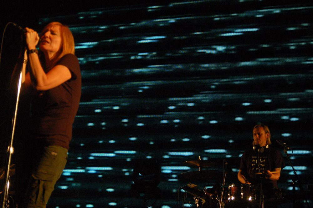 """Portishead Covers ABBA' """"SOS"""" for Charity"""