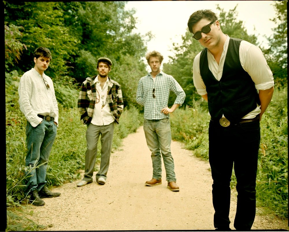 Mumford & Sons @ Wells Fargo Center 12/7