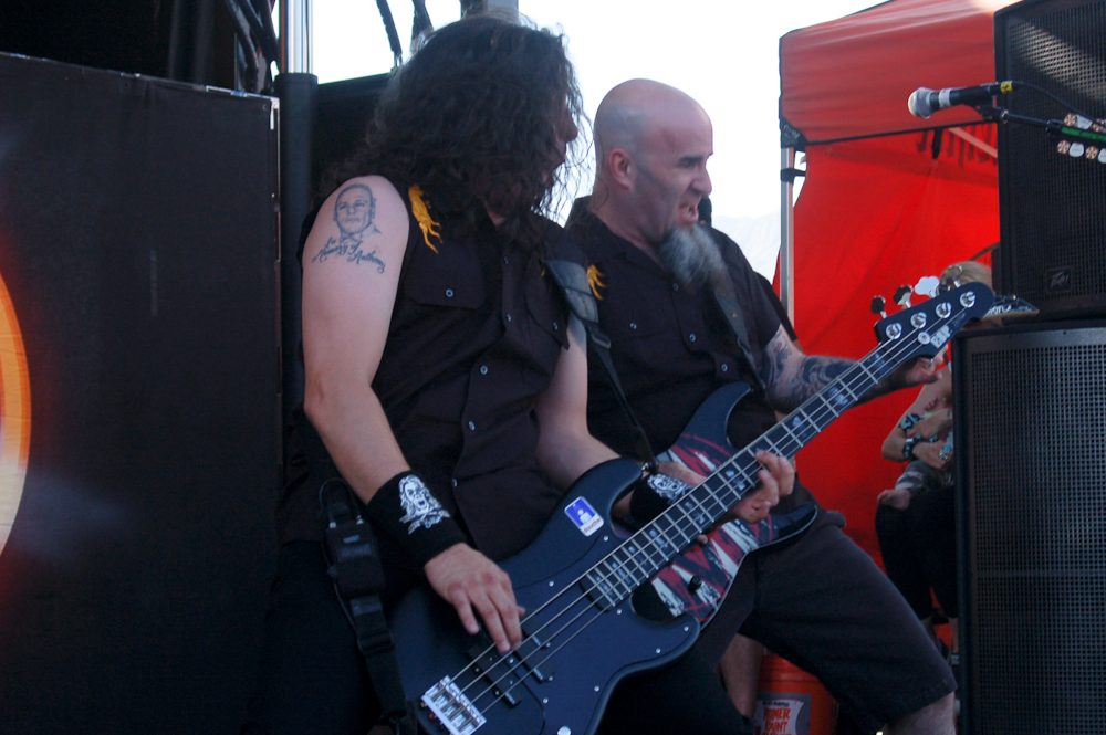 Anthrax Announce Fall 2015 Tour Dates