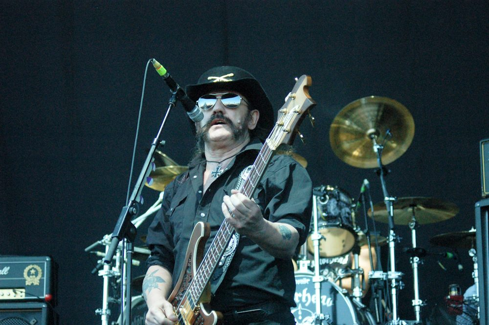 Biopic About Lemmy Kilmister of Motörhead In The Works