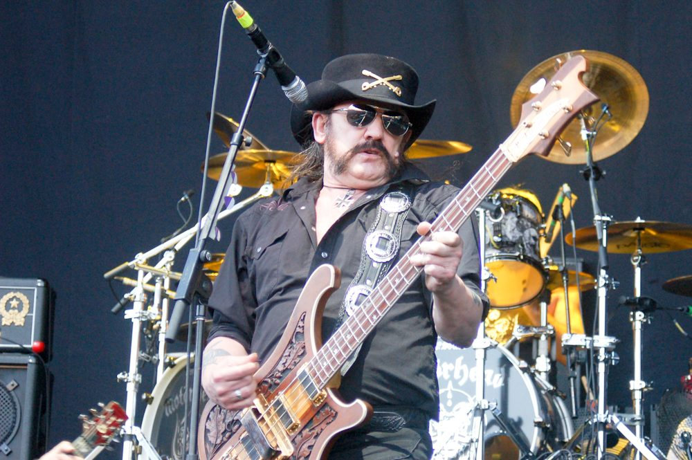 Psycho Las Vegas Will Pay Tribute to Motörhead With New Covers Album Löve Me Förever