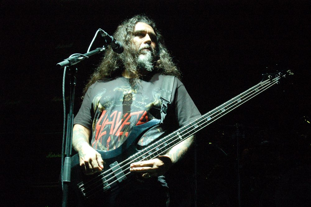 """Slayer Announces Free Download Of New Song """"You Against You"""""""