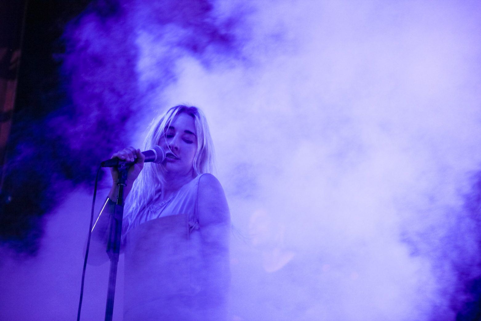 """WATCH: Zola Jesus Releases New Video For """"Nail"""""""