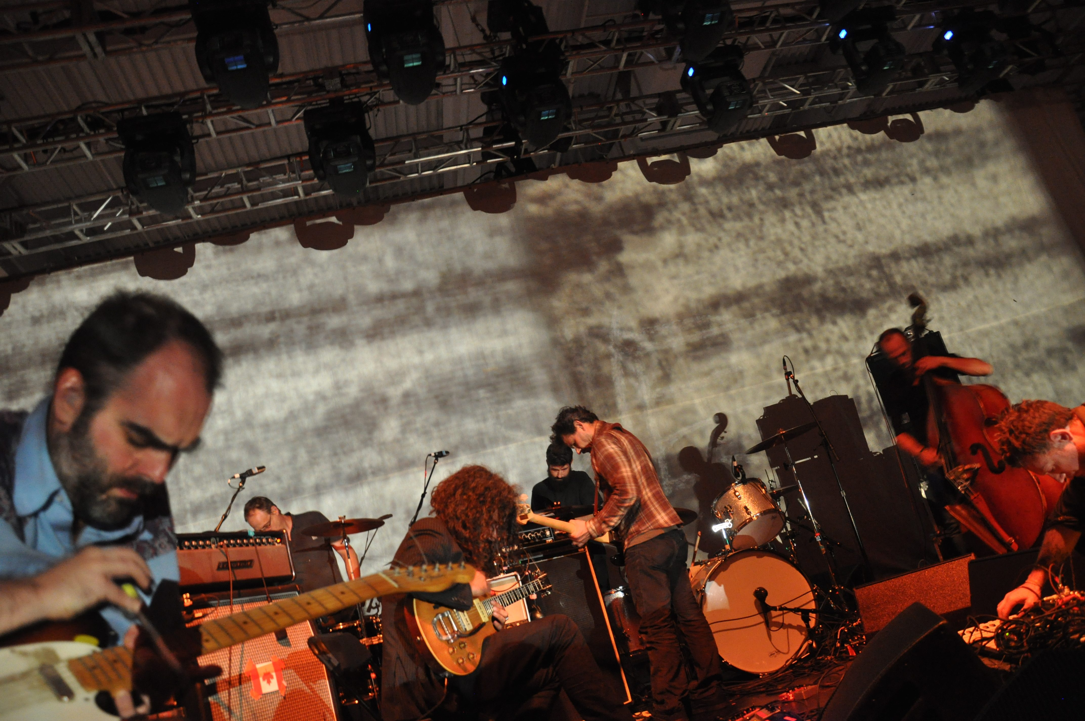 """Godspeed You! Black Emperor Releases Orchestral New Song """"Undoing a Luciferian Towers"""""""