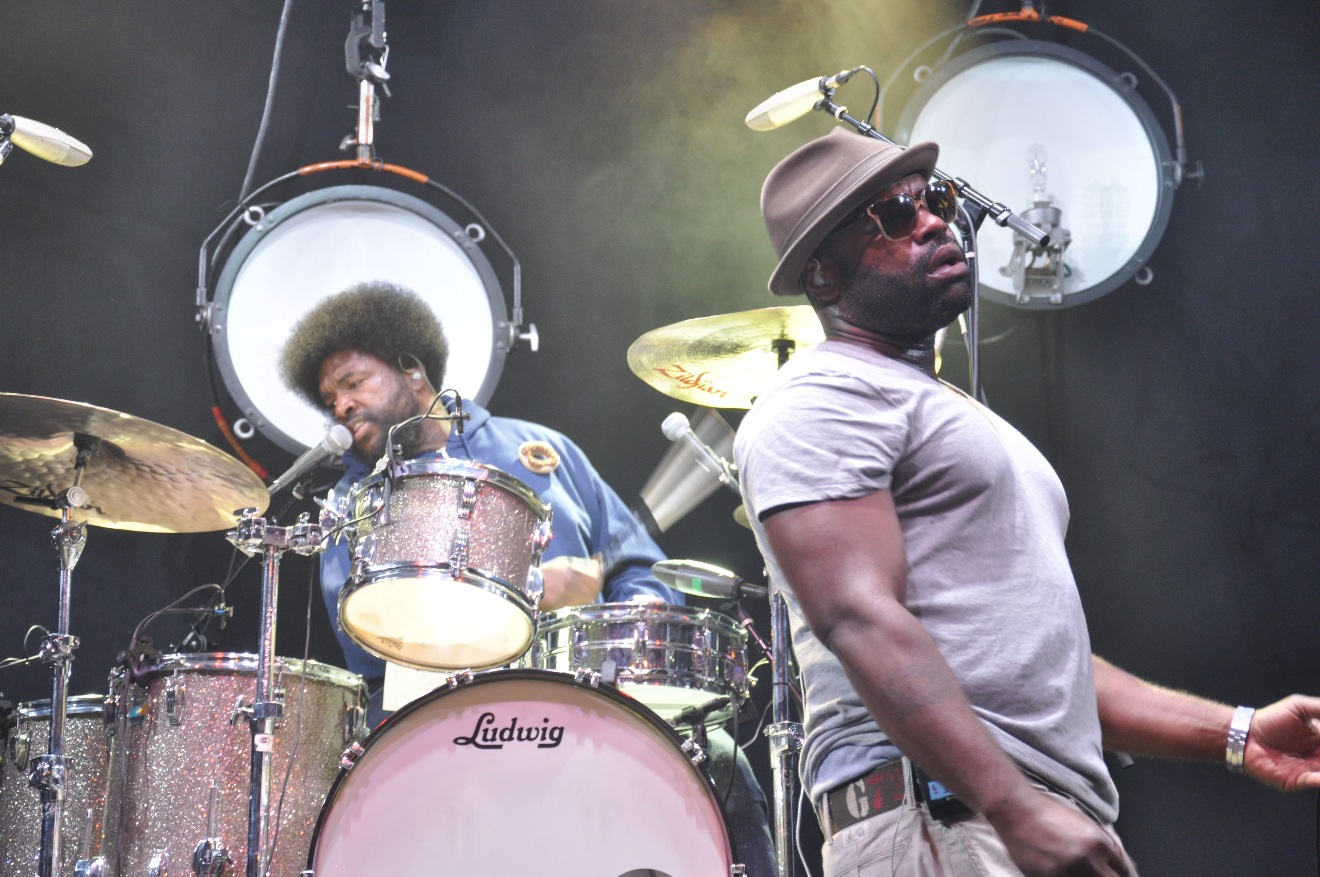 WATCH: The Roots Perform The Evolution of Greatness Musical at the NBA All-Star Game