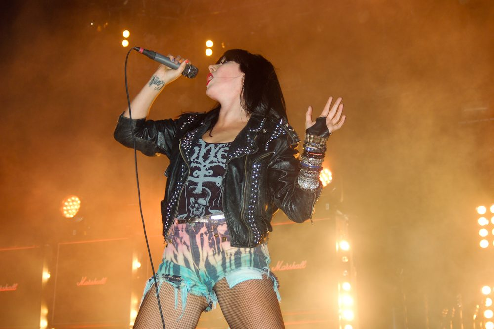 Sleigh Bells Live At Brooklyn Steel, New York