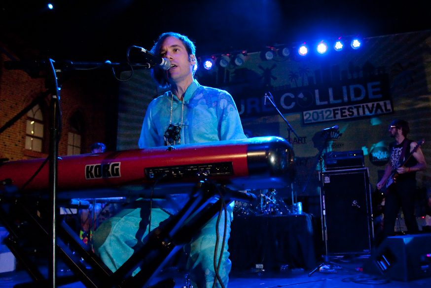 of Montreal Drops From Meteor Festival in Israel