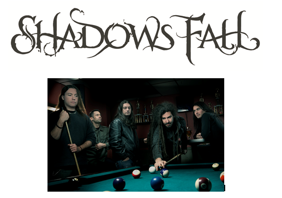 Shadows Fall Announces December 2021 Reunion Concert With Unearth And Darkest Hour