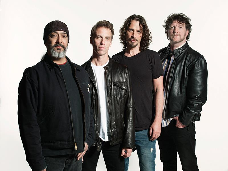 Soundgarden Announce They Are In The Studio Working On A New Album