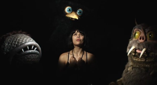 "LISTEN: Bat For Lashes Releases New Song ""Joe's Dream"""