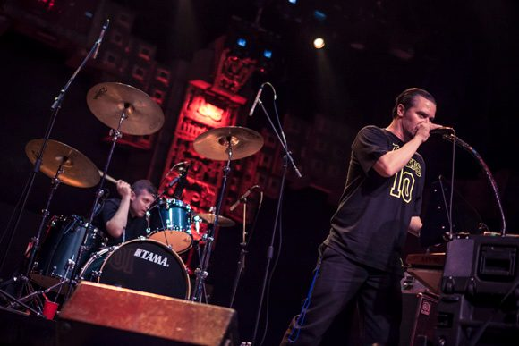 Mike Patton's Rock Supergroup Tomahawk with Members of Battles, Mr. Bungle and The Jesus Lizard is Working on First New Album in Seven Years