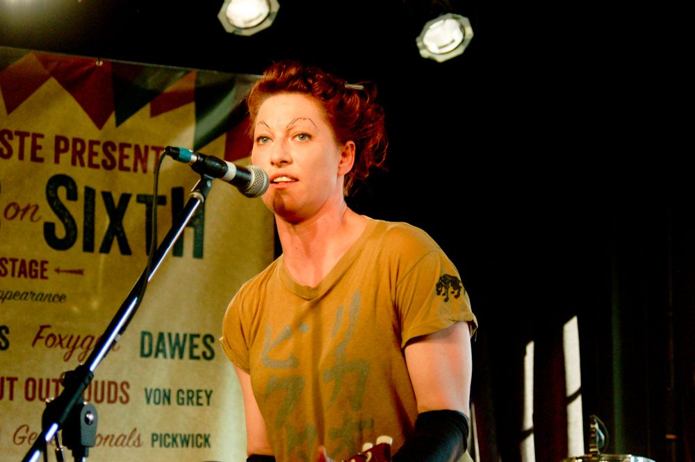 Brooklyn Vegan & Morgan Walker Present Lost Weekend 3 Featuring Amanda Palmer