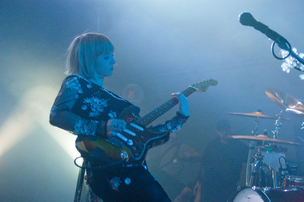 "The Joy Formidable Shares Psychedelic New Video ""The Wrong Side"""