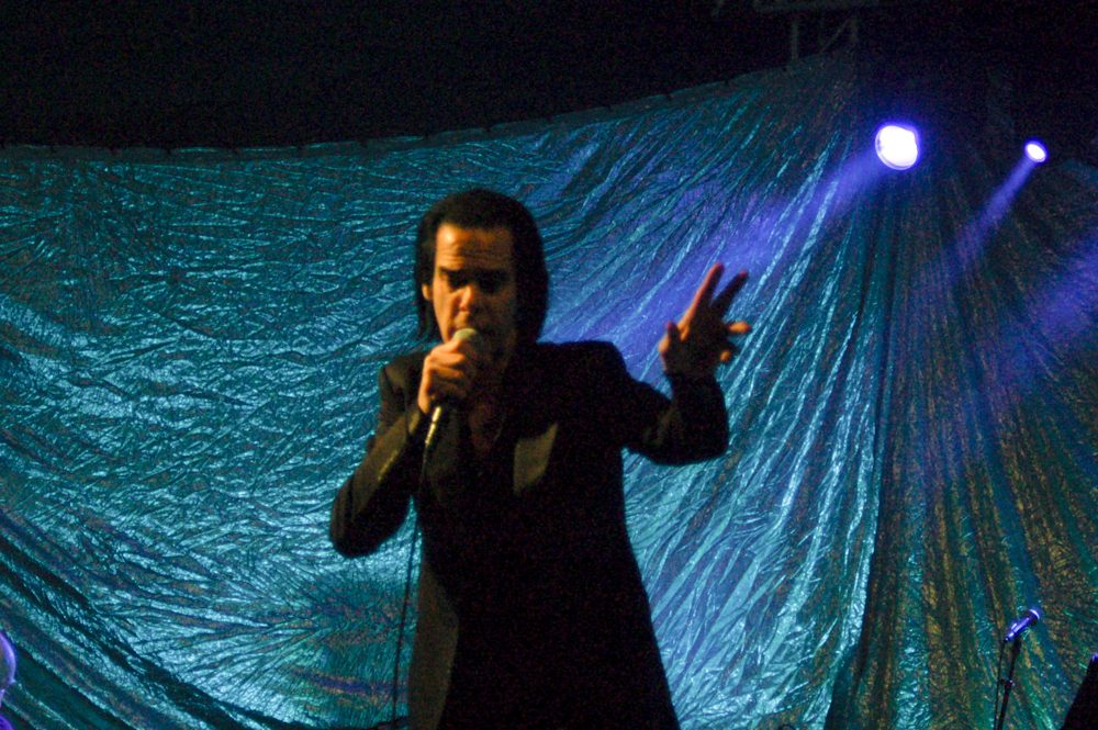 Catch Nick Cave's Ghosteen live at Bill Graham on 10/12
