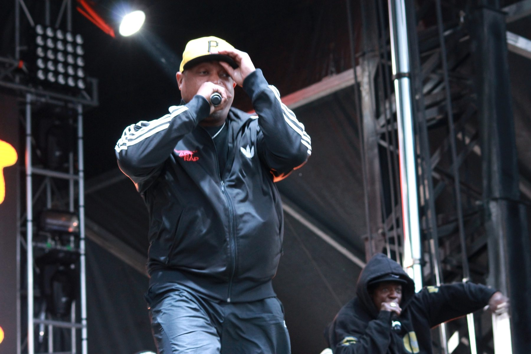 Ice T, Kurtis Blow, De La Soul, Chuck D, Naughty by Nature and More to Play Hip Hop Loves NY Live Benefit Event