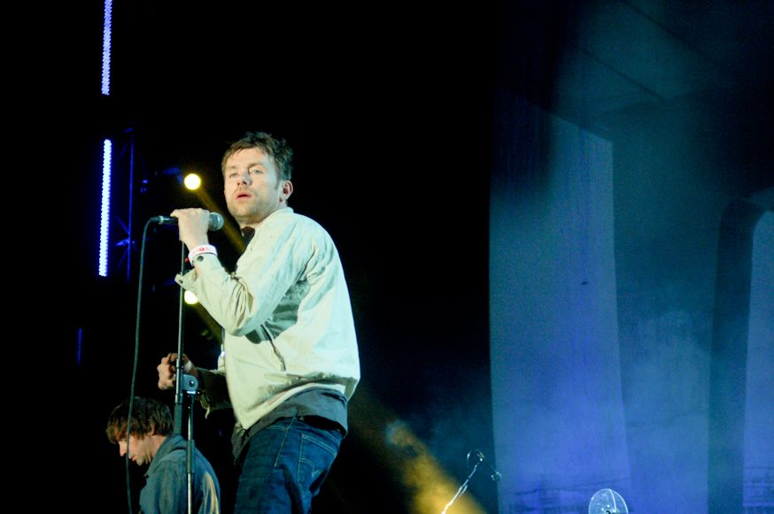 Blur Surprises London Fans With Their First Live Set In 4 Years