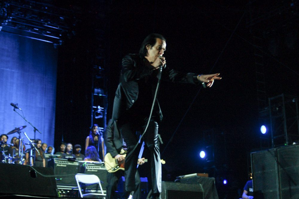 Nick Cave and Weyes Blood Sat Oct 10 – STAPLES Center, Los Angeles, CA