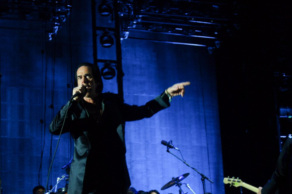 Nick Cave Reveals A New Bad Seeds Album is On The Way