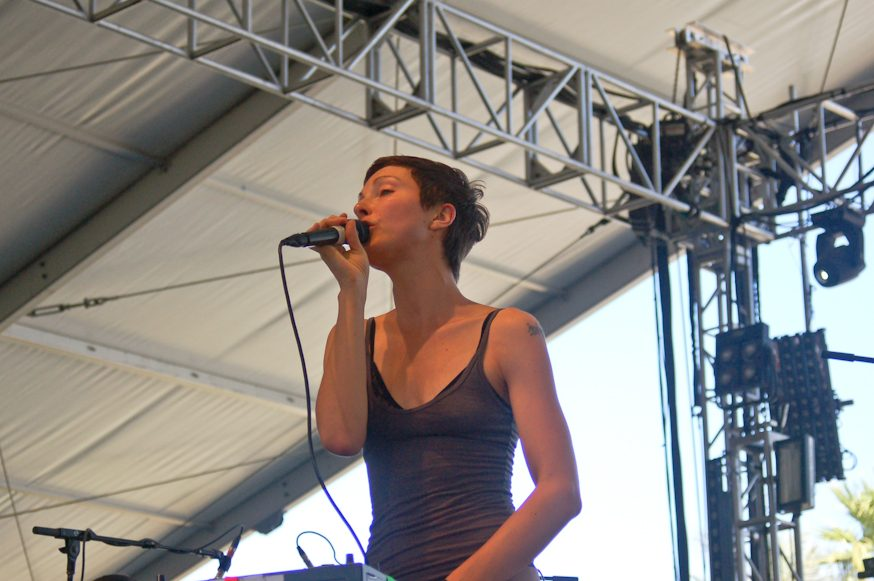 "Channy Leaneagh of Poliça Is Leaving Facebook and Instagram and ""Breaking From Music to Put All Energy Towards My Family, My Minneapolis Community and Action"""