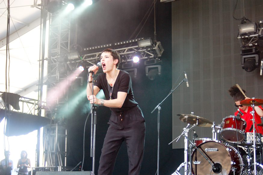 Savages Announce Fall 2015 Tour Dates