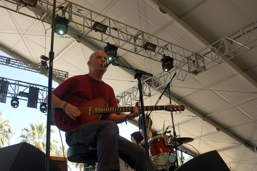 Ian MacKaye Has a New As-Yet-Unnamed Band with Former Fugazi Bandmate Joe Lally and His Wife Amy Farina of The Evens