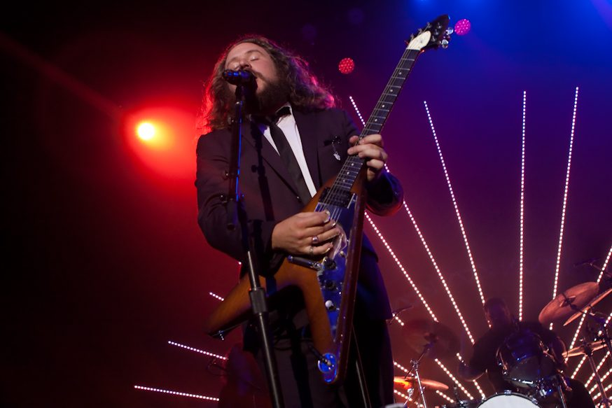 Warren Haynes' 30th Annual Christmas Jam Announces Lineup Including Dave Grohl, Jim James, and Gov't Mu