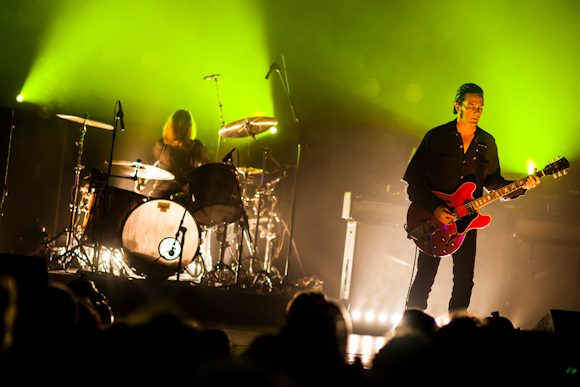 """Black Rebel Motorcycle Club Releases Chilling New Song """"Question of Faith"""""""
