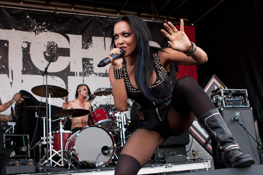 Butcher Babies Announces March 2021 Live Stream Playing Debut Album Goliath in Full