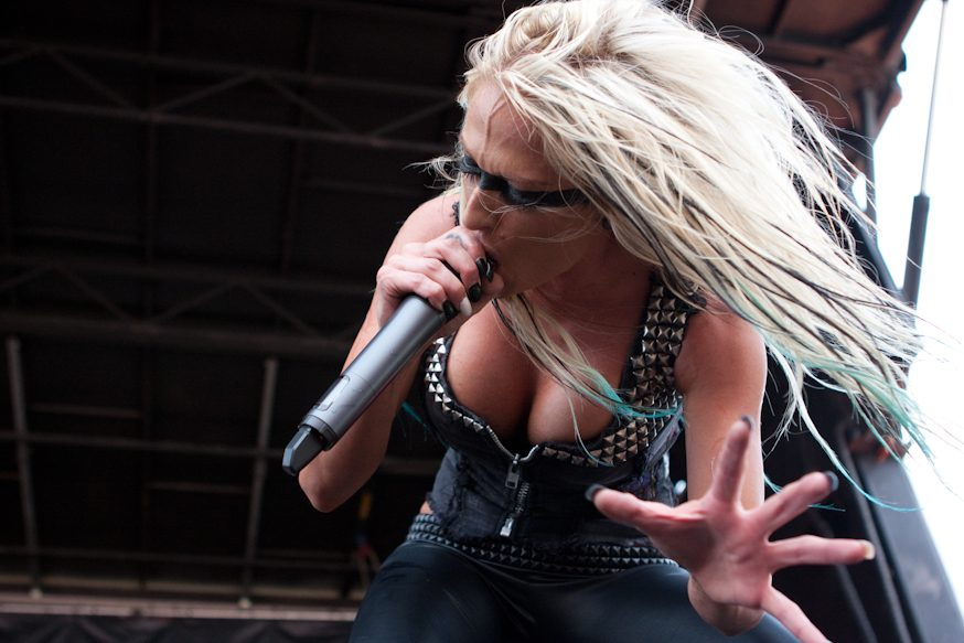 "The Butcher Babies Shares Horror-Inspired Video for ""Sleeping With The Enemy"""