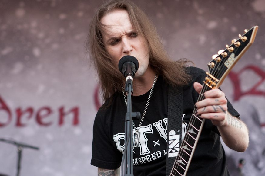 "Cause Of Death For Ex-Children Of Bodom Frontman Alexi Laiho Revealed As ""Alcohol-Induced Degeneration Of The Liver And Pancreas"""