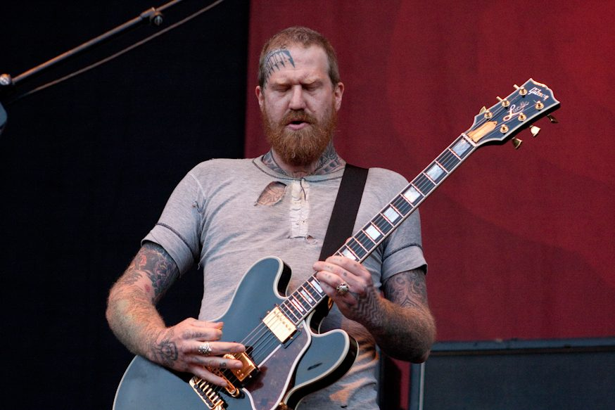 "Brent Hinds Shows His Country Side On West End Motel's ""Sorry I'm Late"""