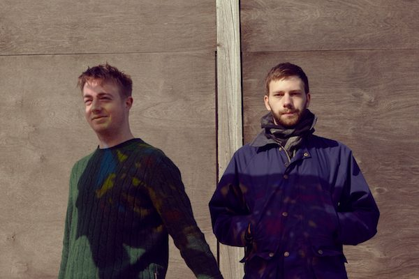 "LISTEN: Mount Kimbie Releases New Song ""We Go Home Together"" Featuring James Blake"