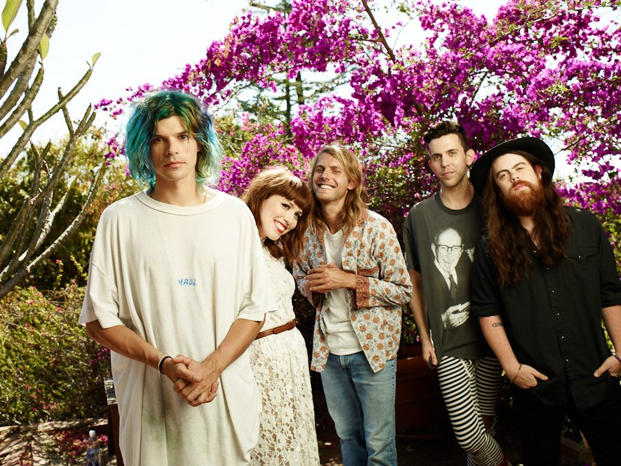 Grouplove, Live at Hard Rock Café, Los Angeles
