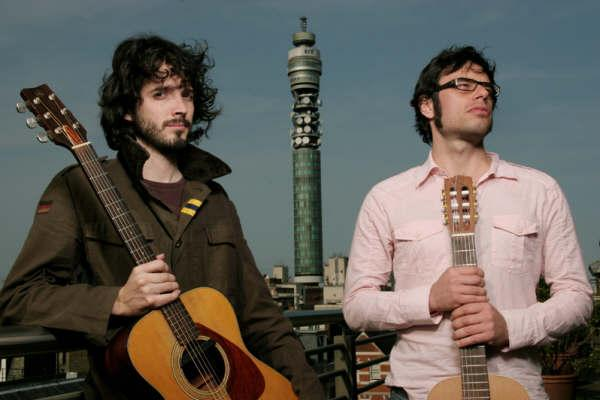 Flight Of The Conchords Will Play First Show In Years This Summer At Newport