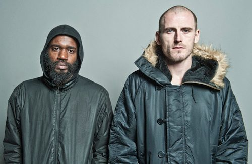 Death Grips With Ministry At The Hollywood Palladium 11/04